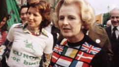 Margaret Thatcher 1975