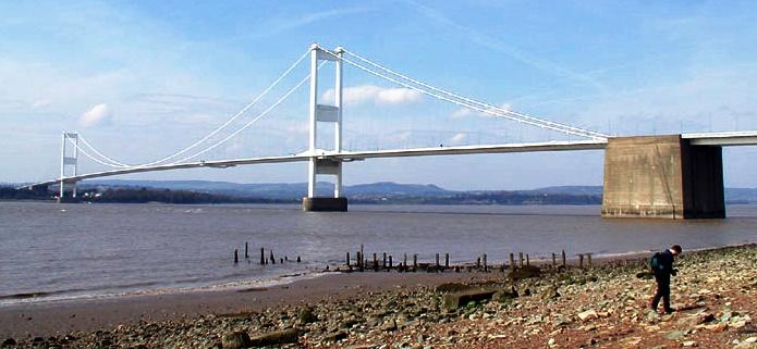 Severn Bridge Old