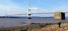 Severn Bridge Old